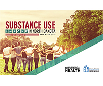 Substance Use in North Dakota
